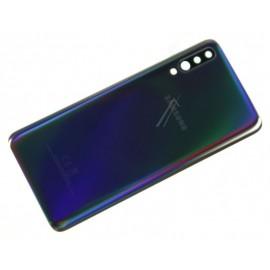 Samsung Galaxy A70 (SM-A705) tagaklaas - akukaas, must