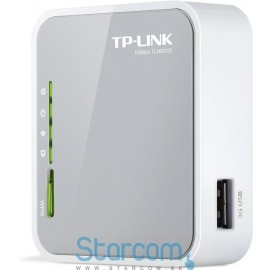 TP-LINK Portable 3G/4G Wireless N Router TL-MR3020