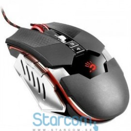 A4Tech Bloody Winner T5 Gaming mouse , Wired, USB, Black/silver