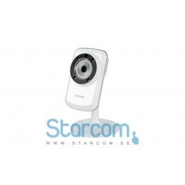 D-Link Traadita H.264 ööpäevaringselt pilti edastav võrgukaamera DCS-933L