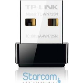 TP-Link wi-fi adapter TL-WN725N 150Mbps USB 2.0