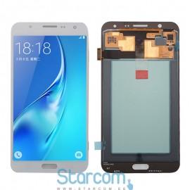 Puutetundlik klaas ja LCD ekraan SAMSUNG GALAXY J7 2016 ( SM-J710), valge
