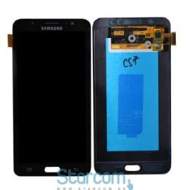 Puutetundlik klaas ja LCD ekraan SAMSUNG GALAXY J7 2016 ( SM-J710), must