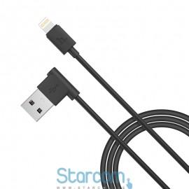 Data kaabel / Laadimis juhe Lightning Iphone 5/6/7/8 HOCO UPL 11 L Shape , Must
