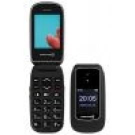 Evelatus WAVE 2020 DS mobiiltelefon, must (Graphite Black)