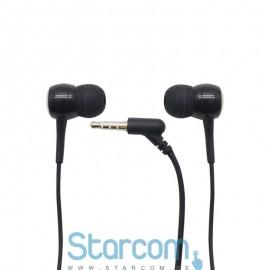 Kõrvaklappid HOCO M19 Drumbeat 3.5mm , Must