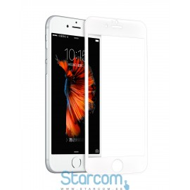 Kumer Ekraanikaitseklaas Apple Iphone 6 / 6s HOCO SP9, Valge