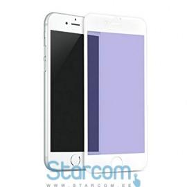 Kumer Ekraanikaitseklaas Apple Iphone 7 HOCO GH4 Anti-blue ray , Valge