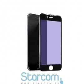 Kumer Ekraanikaitseklaas Apple Iphone 7 HOCO GH4 Anti-blue ray , Must