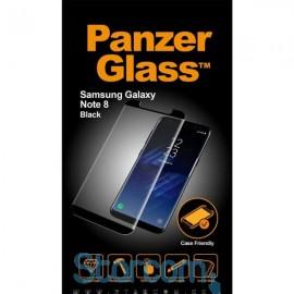 Panzer Kaitseklaas Samsung Galaxy Note 8 (SM-N950) (kumerklaas) , Must