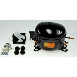 Kompressor külmkapi jaoks HQY55AA R600a HVY57AA 88W1/10CV Electrolux, Zanussi, AEG, WHIRLPOOL, INDESIT, FAGOR