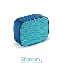 Bluetooth mini speaker Fizzy by Cellular Blue  BTSPKFIZZYB