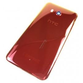 HTC U11 tagapaneel / akukaas / tagakaas, punane (Solar Red)