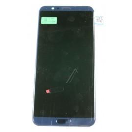 Huawei Honor View 10 (BKL-L09) Originaal displei moodul klaas + LCD ekraan, sinine