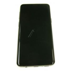 Originaal displei moodul klaas + LCD ekraan Samsung Galaxy S9 (SM-G960F) , Must GH97-21696A
