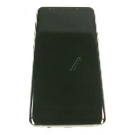 Originaal displei moodul klaas + LCD ekraan Samsung Galaxy S9 Plus (SM-G965F) , Must GH97-21691A