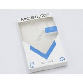 Silikoonist ümbris / tagakaas Nokia 7 plus , Läbipaistev