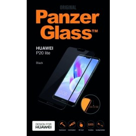 PanzerGlass ekraanikaitseklaas Huawei P20 lite, must
