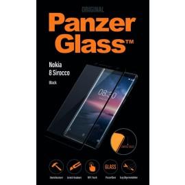 PanzerGlass ekraanikaitseklaas Nokia 8 Sirocco, Must