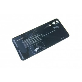Huawei P20 tagapaneel / akukaas / tagakaas, sinine (Midnight Blue) 02351WKU