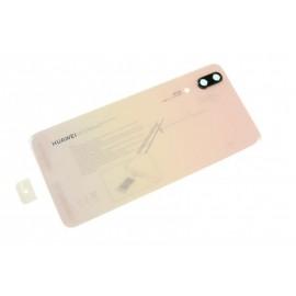 Huawei P20 tagapaneel / akukaas / tagakaas, roosa-kuldne (pink-gold) 02351WKW