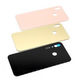 Huawei P20 lite dual tagapaneel / akukaas / tagakaas, must (Midnight Black) 02351VNT
