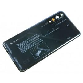 Huawei P20 Pro tagapaneel / akukaas / tagakaas, sinine (Midnight Blue) 02351WRT
