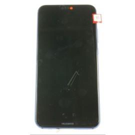 Huawei P20 Lite Originaal displei moodul klaas + LCD ekraan, sinine