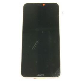 Huawei P20 Lite Originaal displei moodul klaas + LCD ekraan, roosa