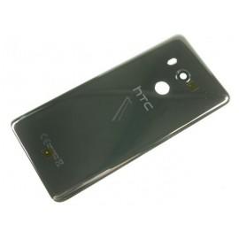 HTC U11+ tagapaneel / akukaas / tagakaas, must (Ceramic Black)