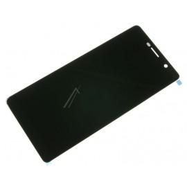 Nokia 7 plus (TA-1046) Puutetundlik klaas ja LCD ekraan