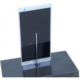 Sony Xperia XZ2 Originaal displei moodul klaas + LCD ekraan , hõbedane