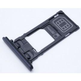Sony Xperia XZ2 compact SIM kaardi hoidik (ühe SIM versioonile) , must