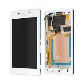 Sony M2 Aqua puutetundlik klaas ja LCD ekraan