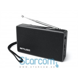 Muse M-030R 2-band portable radio