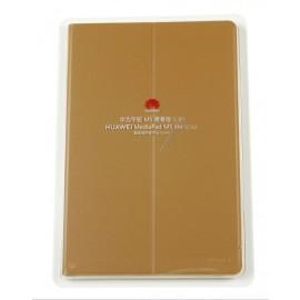"""Huawei Mediapad M5 lite 10"""" originaal ümbriskaaned, pruun"""