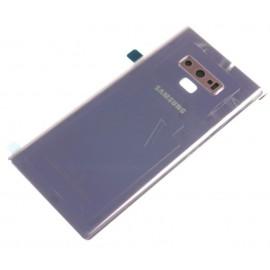 Samsung Galaxy Note 9 SM-N960 originaal tagakaas / tagaklaas GH82-16920E lilla