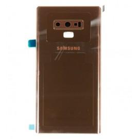 Samsung Galaxy Note 9 SM-N960 originaal tagakaas / tagaklaas GH82-16920D pronks