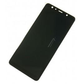 Samsung Galaxy A7 2018 SM-A750F originaal displei moodul klaas + LCD ekraan, must