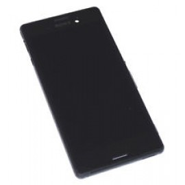 Sony M4 Aqua Dual puutetundlik klaas ja LCD ekraan