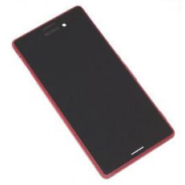 Sony M4 Aqua puutetundlik klaas ja LCD ekraan