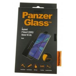 Huawei P Smart 2019 / Honor 10 lite ekraanikaitseklaas PanzerGlass, must