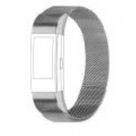 Fitbit Charge 2 nutikella käerihm, silver