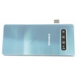 Samsung Galaxy S10 SM-G973 tagaklaas / tagakaas  GH82-18378E Prism Green