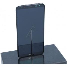 Huawei Mate 10 lite originaal displei moodul klaas + LCD ekraan , Must 02351QCY