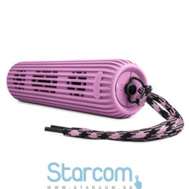 Microlab D21 Portable Bluetooth Speakers/ 7W RMS (3.5W + 3.5W) RMS , Purple