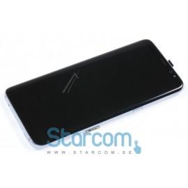 Puutetundlik klaas ja LCD ekraan Samsung Galaxy S8 (SM-G950) , Sinine GH97-20457D