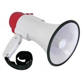 Ruupor (megafon) 10W  salvestusfunktsiooniga