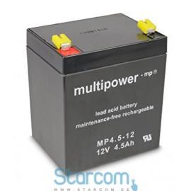 Aku Multipower MP4.5-12