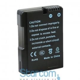 Aku EN-EL10 NIKON digitalkaamera jaoks 3.7V 740MAH LI-ION (Analoog)